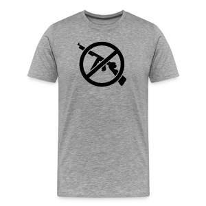 No Thompson shirt - Men's Premium T-Shirt