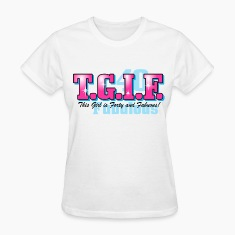 TGIF 40th Birthday T-Shirt