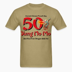 Yung No More 50th Birthday T-Shirt
