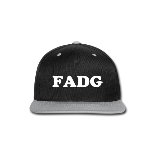 fadg - Snap-back Baseball Cap