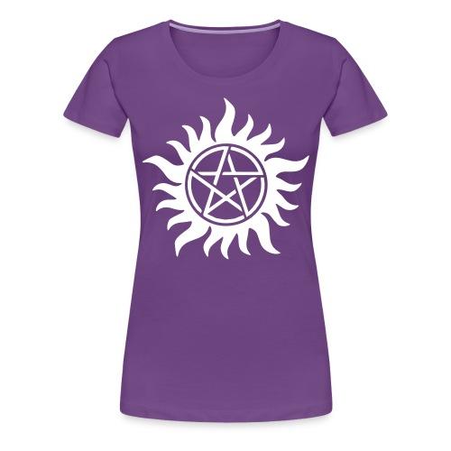 MoNSTAR - WoMeN's PeNTAGRAM T - Women's Premium T-Shirt