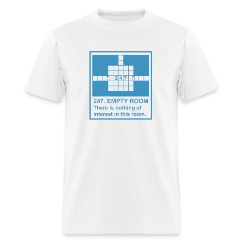 247. EMPTY ROOM - Men's T-Shirt