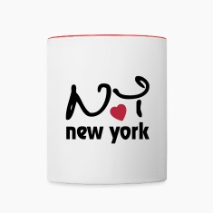 New York / NY / NYC / I love New York Bottles & Mugs
