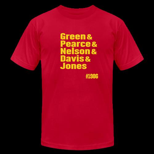 Adelaide 1986 - Men's Fine Jersey T-Shirt