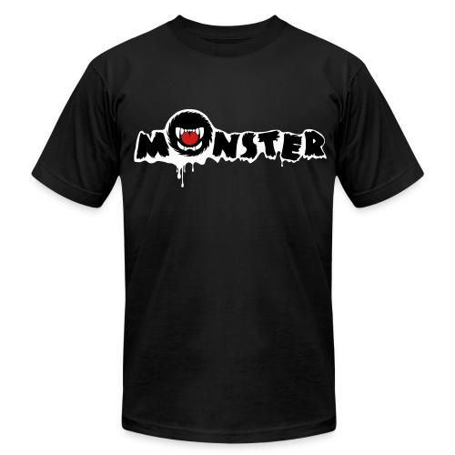 Monster - Men's Fine Jersey T-Shirt