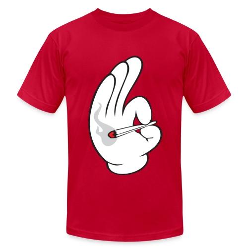 Smoke Dope - Men's Fine Jersey T-Shirt