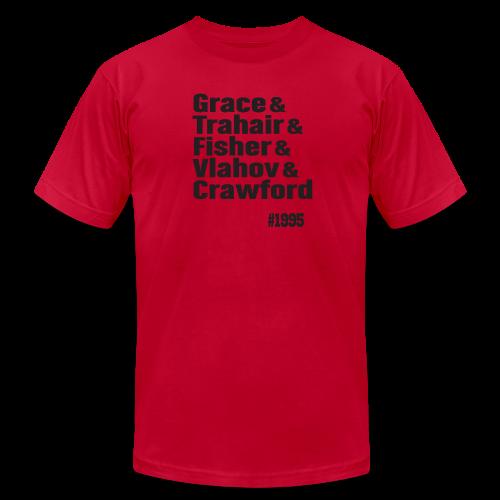 Perth 1995 - Men's Fine Jersey T-Shirt
