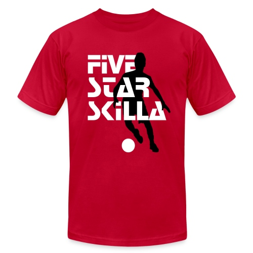 Five Star Skilla - Men's Fine Jersey T-Shirt