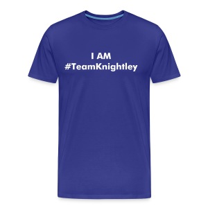 I Am #TeamKnightley Mens - Men's Premium T-Shirt