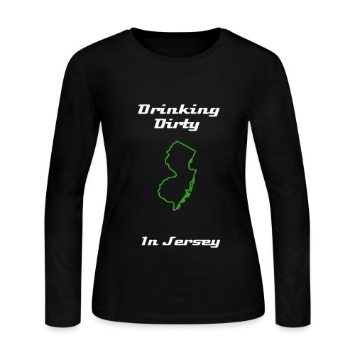 DDIJ Women's Long Sleeve - Women's Long Sleeve Jersey T-Shirt