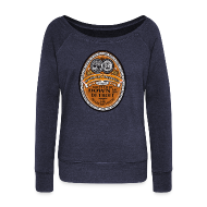 Long Sleeve Shirts ~ Women's Wideneck Sweatshirt ~ DwD Beer Label