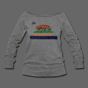 Detroit Republic - Women's Wideneck Sweatshirt