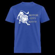 T-Shirts ~ Men's T-Shirt ~ Motor City Kitty