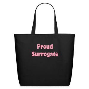 Proud Surrogate - Eco-Friendly Cotton Tote