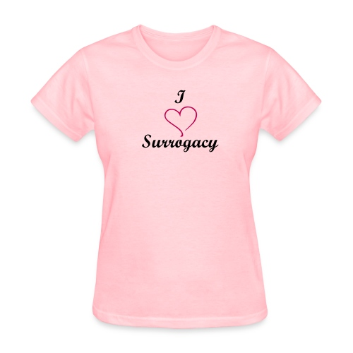 I Heart Surrogacy - Women's T-Shirt