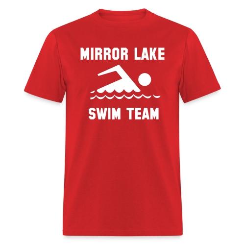 Mirror Lake Swim Team - Men's T-Shirt