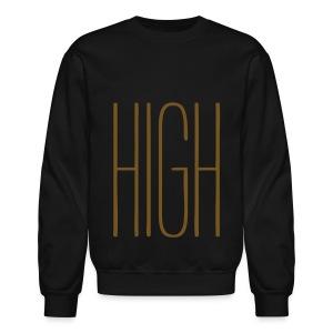 HIGH Crew Neck - Crewneck Sweatshirt