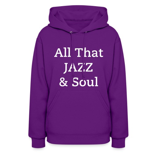 Alfonzo Blackwell Women's Hooded Sweat Shirt - Women's Hoodie