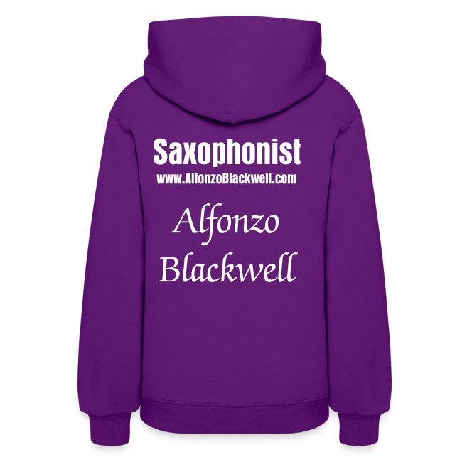 Alfonzo Blackwell Women's Hooded Sweat Shirt