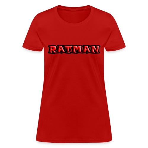 Women Ratman Shirts - Women's T-Shirt