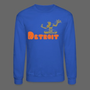 Spirit of Detroit - Crewneck Sweatshirt