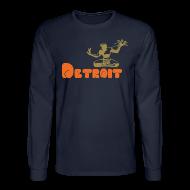 Long Sleeve Shirts ~ Men's Long Sleeve T-Shirt ~ Spirit of Detroit