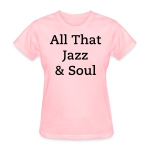Soulful Radio Network women's T-Shirt - Women's T-Shirt