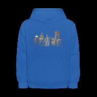 Sweatshirts ~ Kids' Hoodie ~ I Love This City