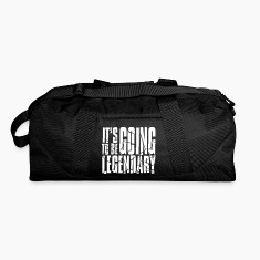 It's going to be legendary Bags & backpacks