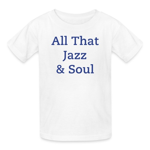 Soulful Radio Network children's T-Shirt - Kids' T-Shirt
