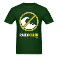 T-Shirts ~ Men's T-Shirt ~ No Wave! - Rally Killer Men's Tee