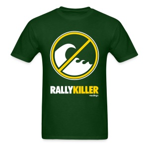 No Wave! - Rally Killer Men's Tee - Men's T-Shirt