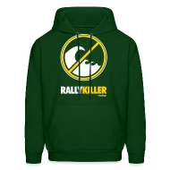 Hoodies ~ Men's Hoodie ~ No Wave! - Rally Killer - Men's