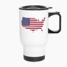 Map Flag Clothing Apparel Shirts Bottles & Mugs