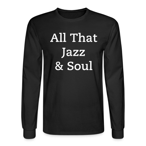 Soulful Radio Network men's Long sleeve T-Shirt - Men's Long Sleeve T-Shirt