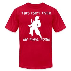 DBZ Final Form - Men's Fine Jersey T-Shirt