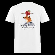 T-Shirts ~ Men's T-Shirt ~ Crafty Cider - Men's White T