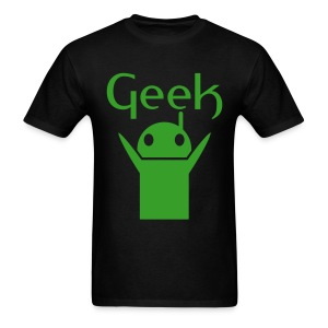 Geek! - Men's T-Shirt