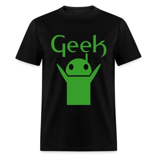 Geek! - Men's T-Shirt