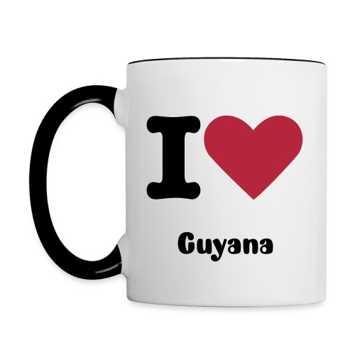 GuyaneseCuties Cup - Contrast Coffee Mug