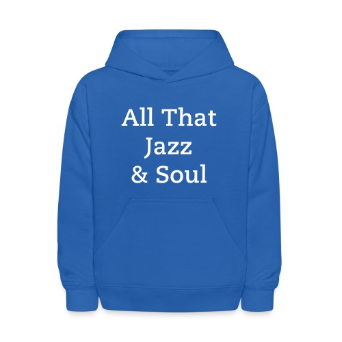 Soulful Radio Network children's Hooded Sweat Shirt - Kids' Hoodie
