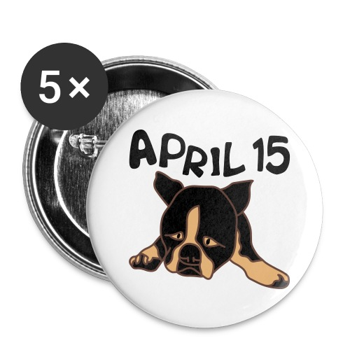 April 15 - Small Buttons