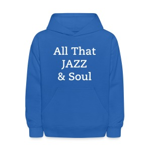 Alfonzo Blackwell Children's Hooded Sweat Shirt - Kids' Hoodie