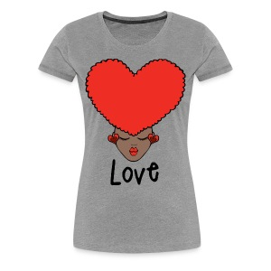 Love Tee - Women's Premium T-Shirt