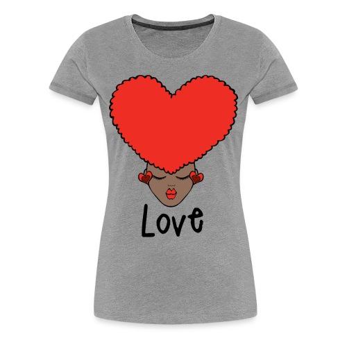Love Tee - Women's Premium T-Shirt