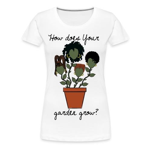 Garden Tee - Women's Premium T-Shirt