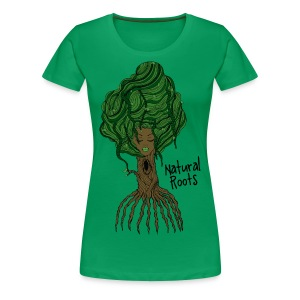 Natural Roots Tee - Women's Premium T-Shirt