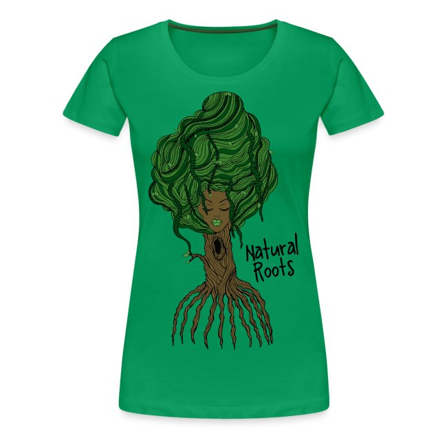 Natural Roots Tee