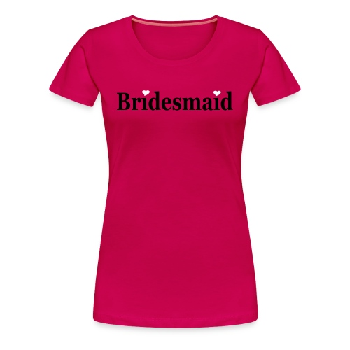 Big Days Ahead - Women's Premium T-Shirt