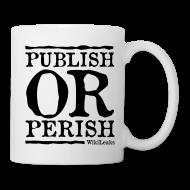 Mugs & Drinkware ~ Coffee/Tea Mug ~ Publish or Perish
